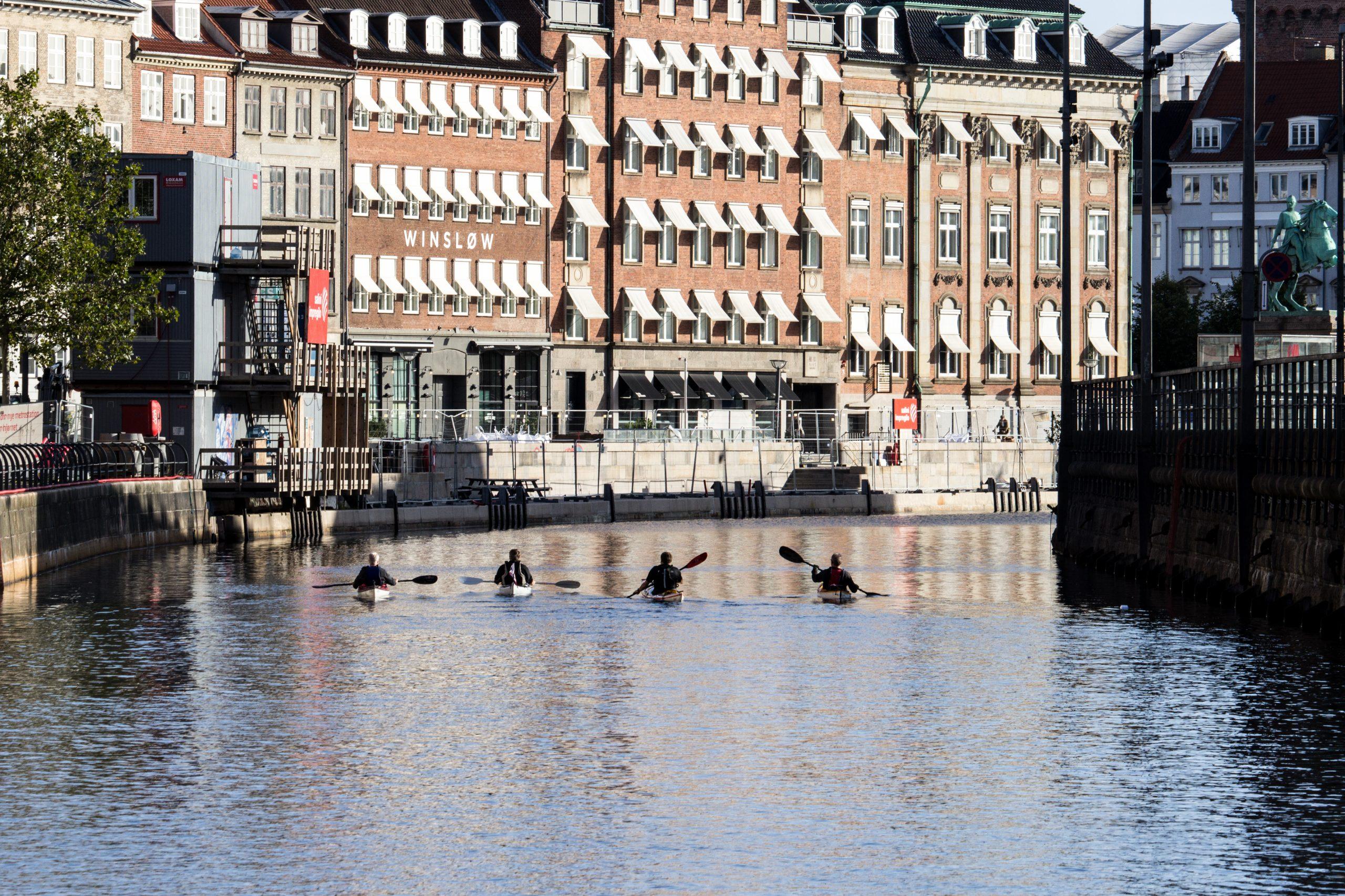 attività canale nyhavn