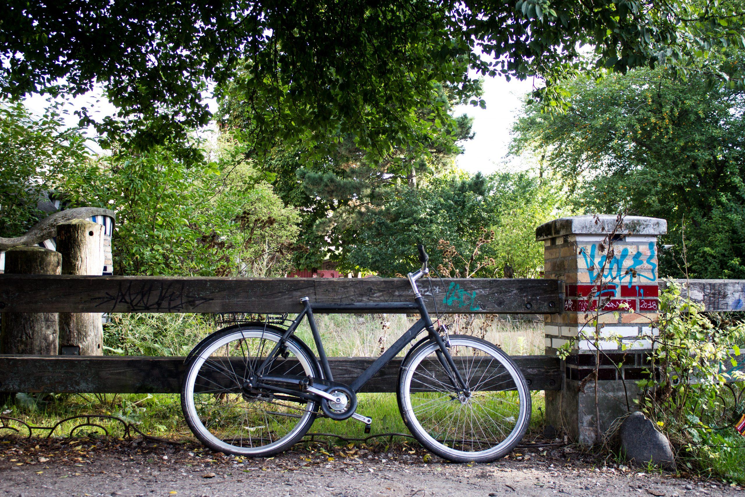 bici a copenaghen