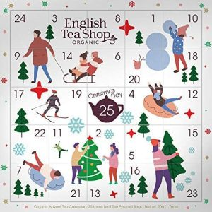 calendario avvento english tea shop