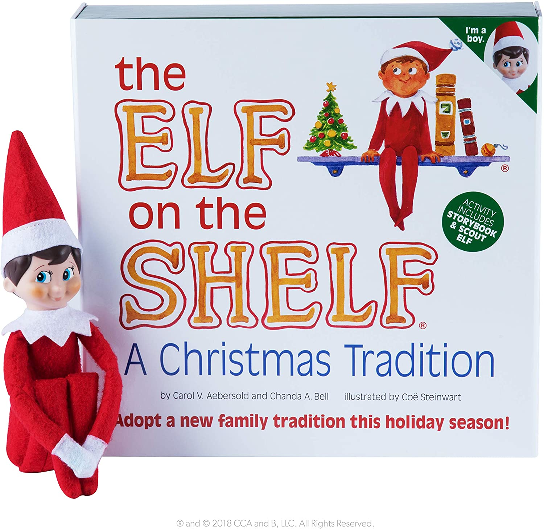 elf on the shelf originale