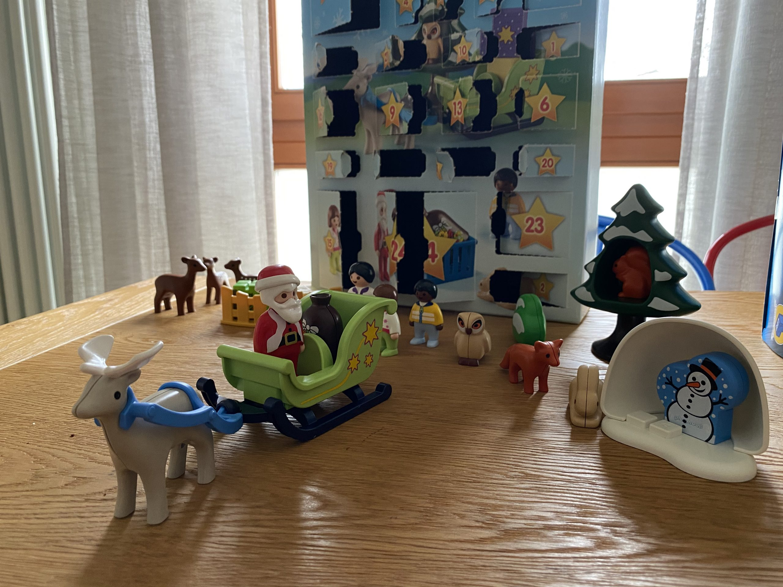 calendario avvento playmobil bambini