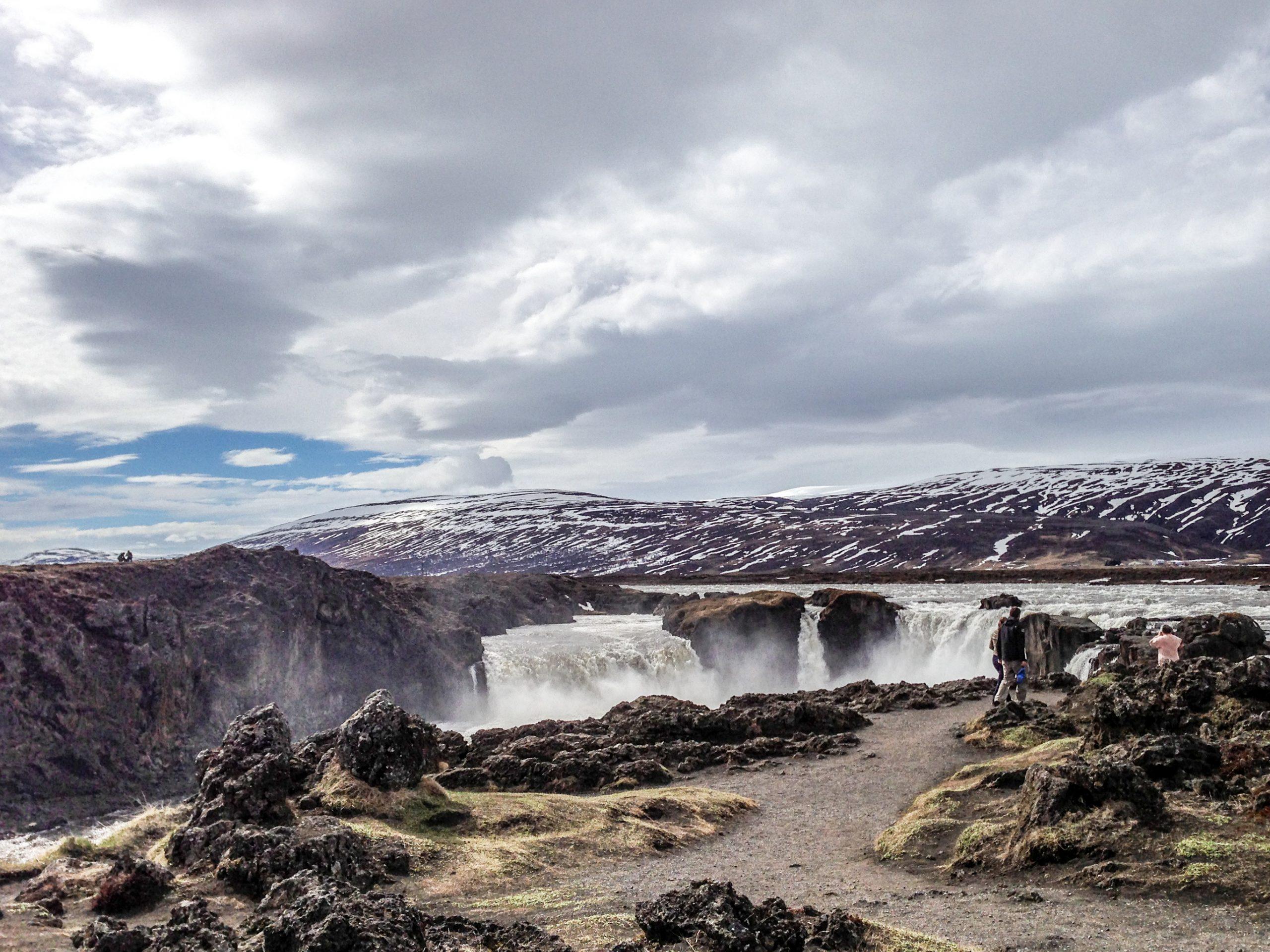 godafoss cascata Islanda