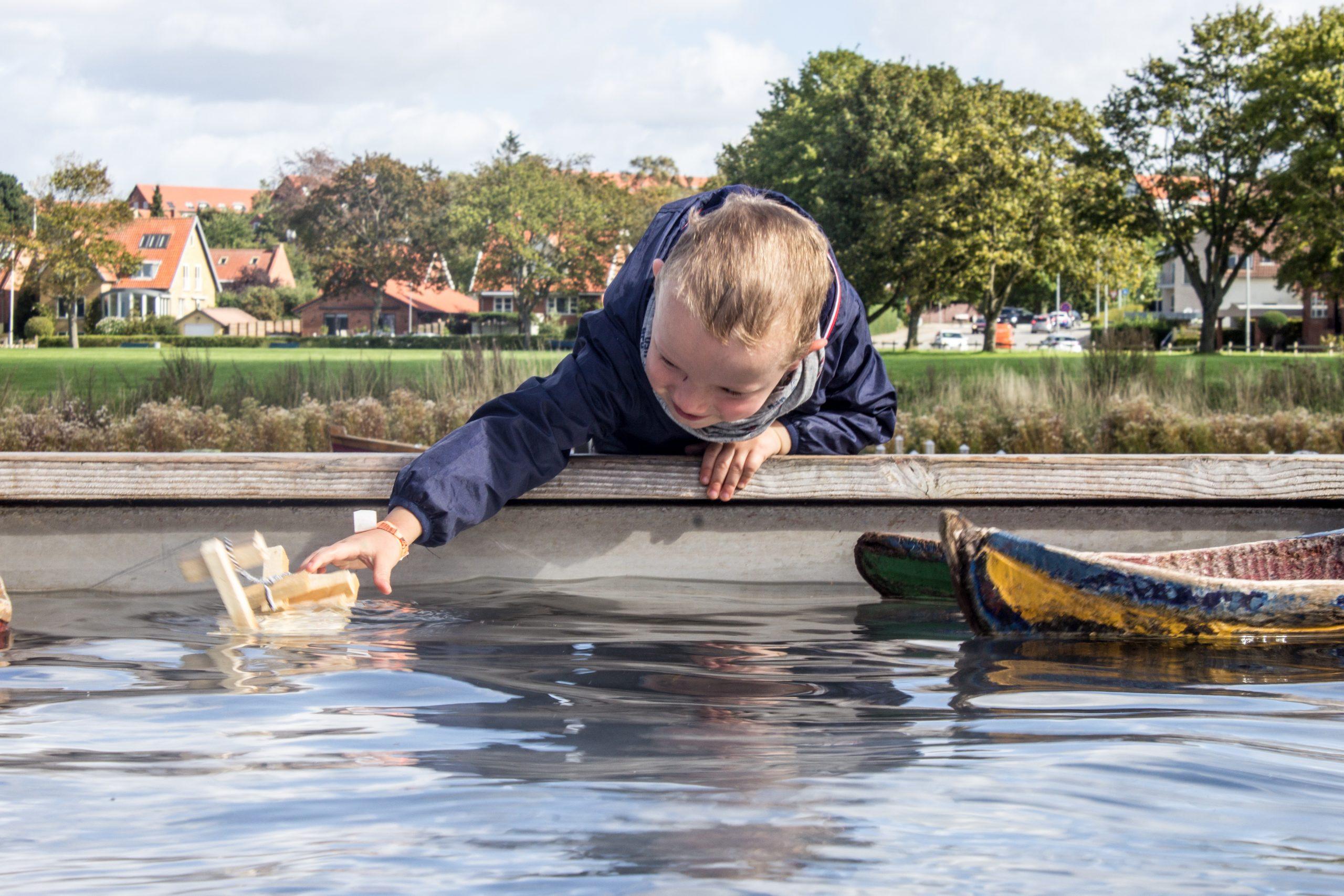 gita da Copenaghen a roskilde con bambini