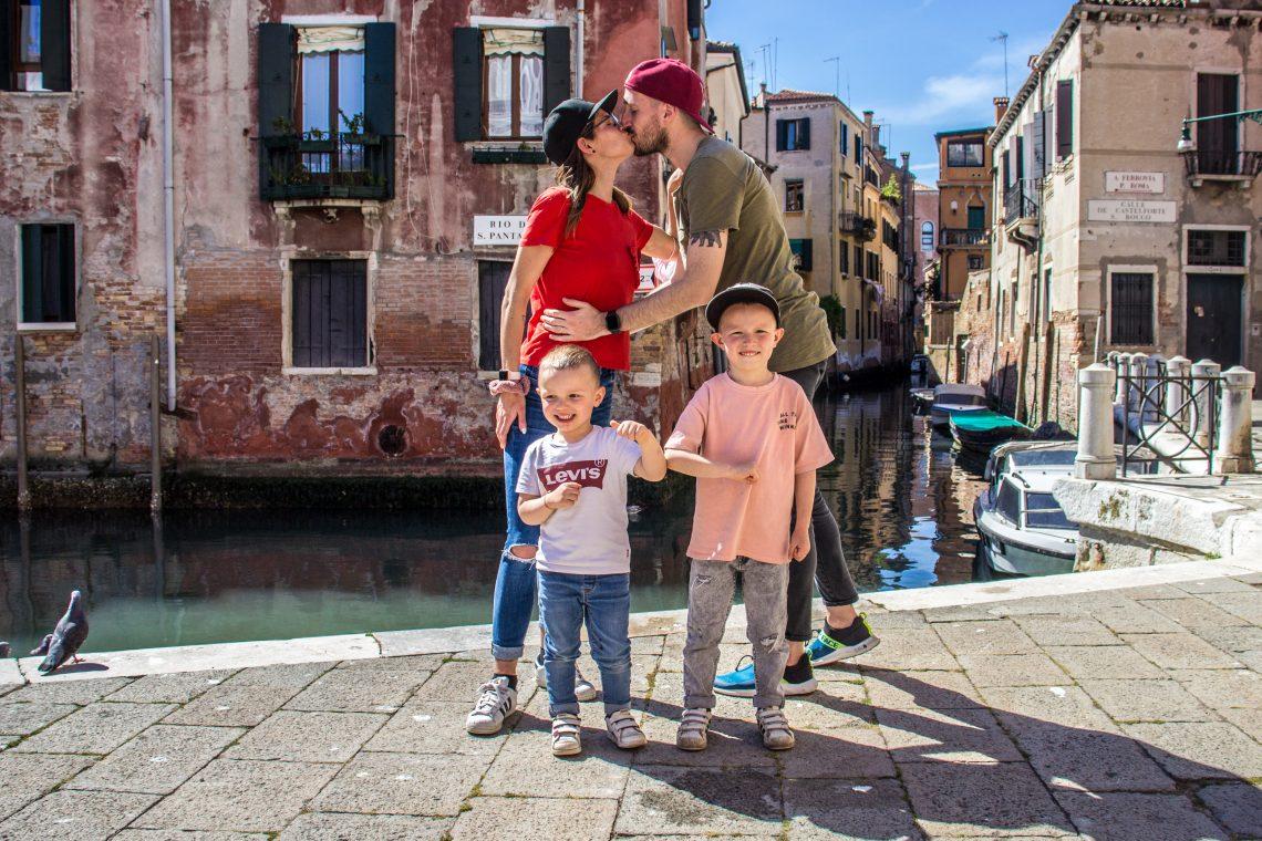 Venezia con i bambini