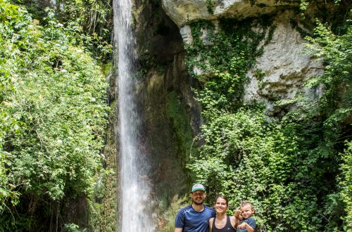 cascate di molina famiglia