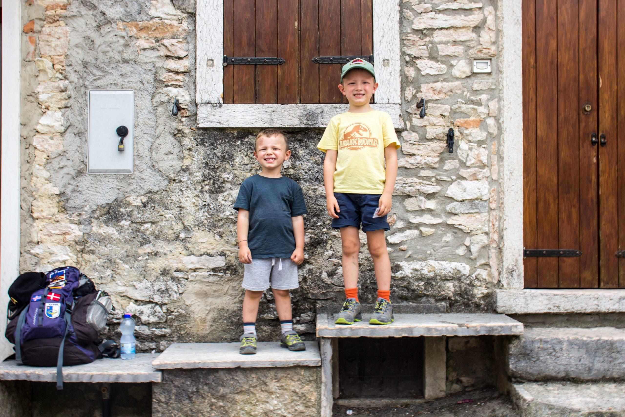 bambini a molina